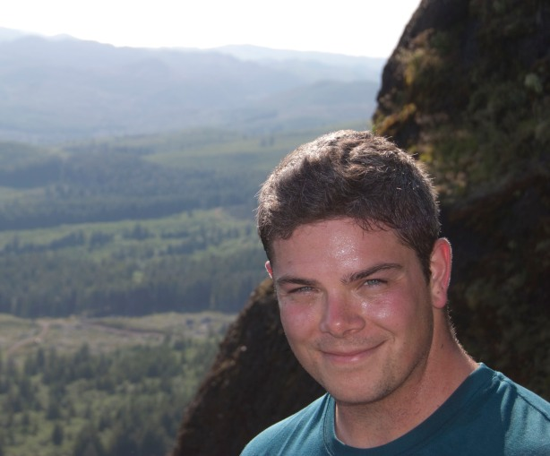Cameron McKirdy Hikes Saddle Mountain