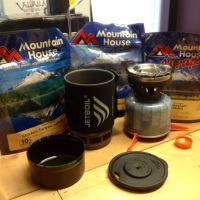 Jetboil Zip Cooking System Product Review