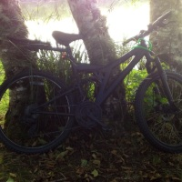Flat Black Survival Mountain Bike - New Photos