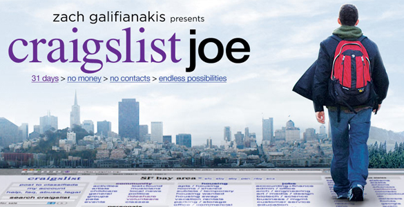 Craigslist Joe Movie Poster