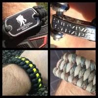 Survival Straps Military Spec 550 Paracord Bracelet Review