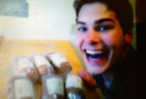 Andrew Scoring Free Organic Bread