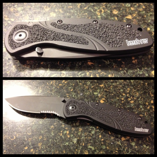 kershaw blur gb