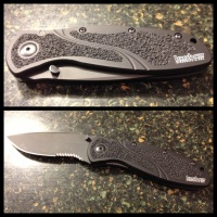 Kershaw Blur Glassbreaker Knife Stress Test And Review (MODEL 1670GBBLKST)