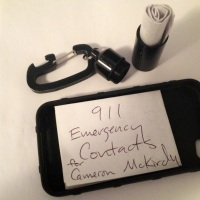 Creating An Emergency Contacts List For Everyday Carry
