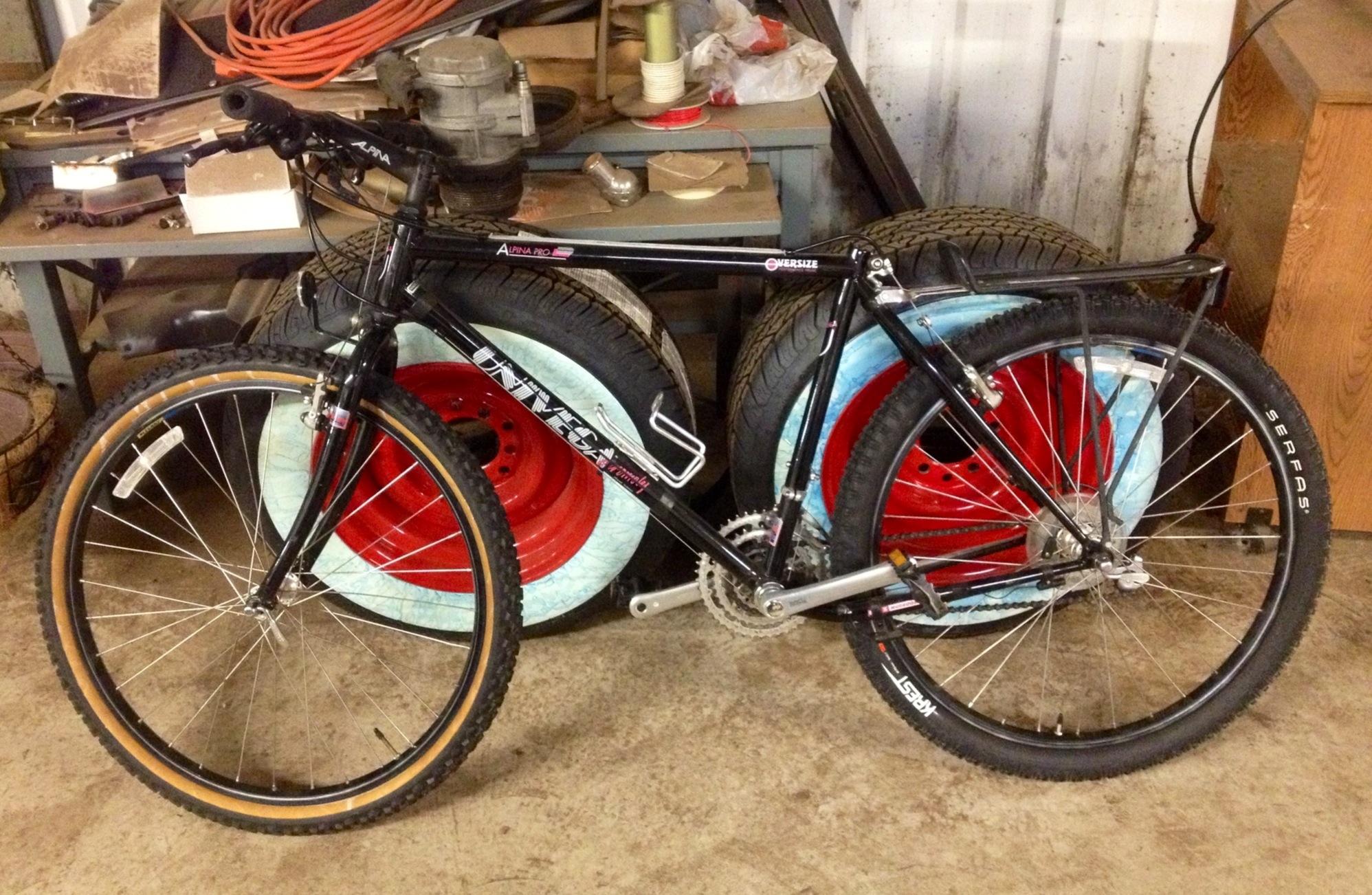 Classic Univega Alpina Pro Lawee Design Mountain Bike Scored at ...