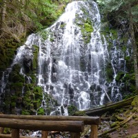 Backpacking Mt. Hood - Ramona Falls Loop
