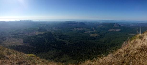 Saddle Mt Summit Photo