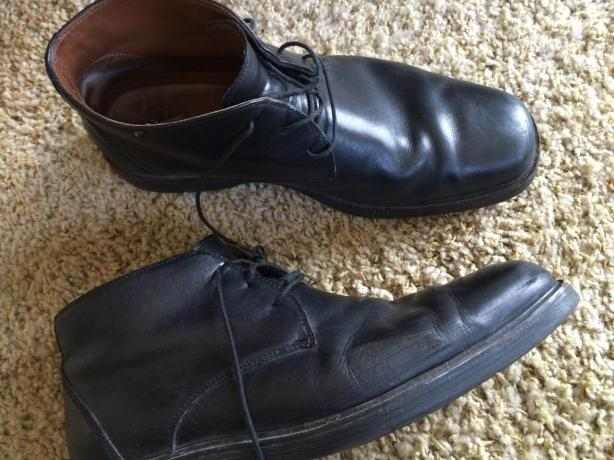 Dress Boots Waxed