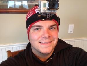 Cameron McKirdy GoPro Head