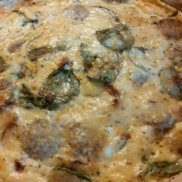 Easy Quiche Family Recipe and Baking Instructions