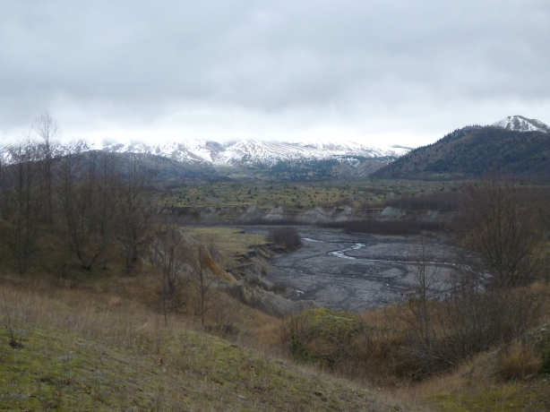 Mount St. Helens View