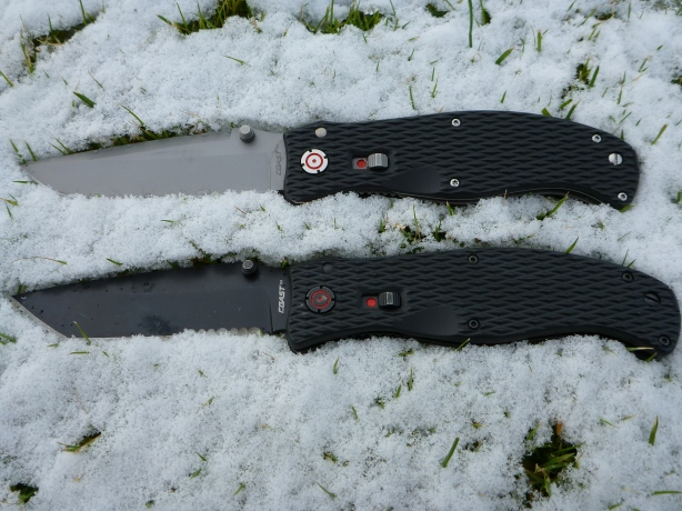 Coast Rapid Response Knives