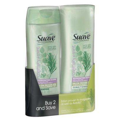 rosemary suave shampoo