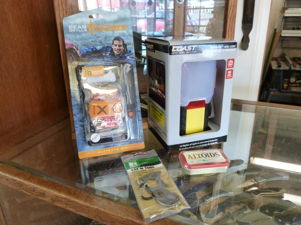 survival tin contest prizes