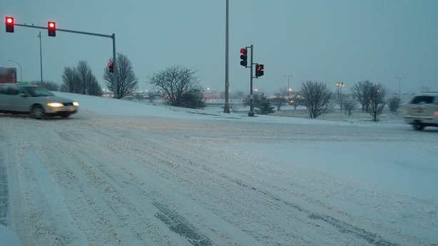 winter storm Nika