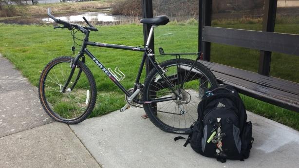 Mens Univega Bicycle Repairs
