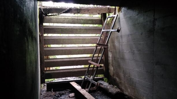 WW2 Bunker in Oregon