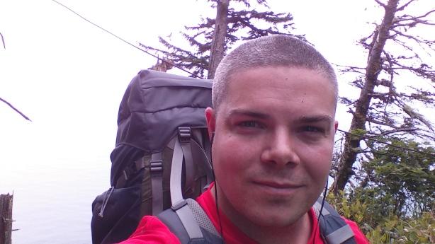 Cameron McKirdy Hiking