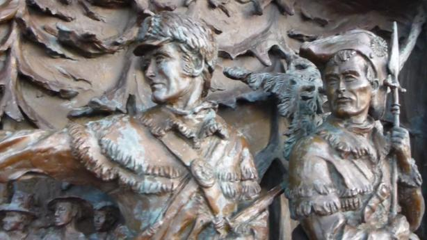 Lewis and Clark Bronze