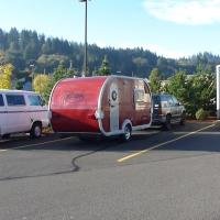 Safeway Parking Lot Car Camping Experience in Astoria Oregon