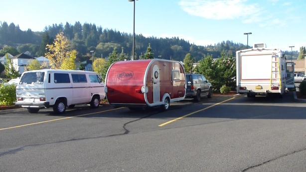 safeway car camping