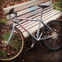 Rare Specialized Rockhopper Comp Restored and Sold