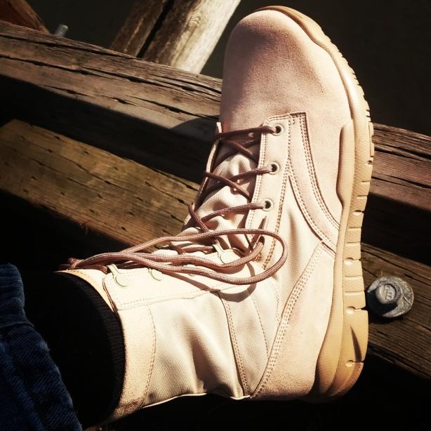 Nike SFB Tan Boots