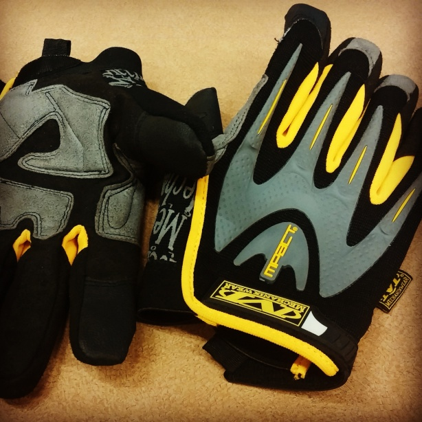 Mechanix MPACT gloves