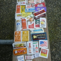 Top Free Food Condiment Packets - Complimentary Sauce Kit Items
