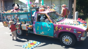 Insane Clown Car Truck Thing
