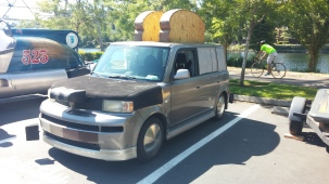 Toaster Scion xB