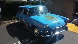 Classic VW Art Car