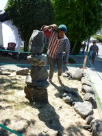 Stacking Stones for Art Sake