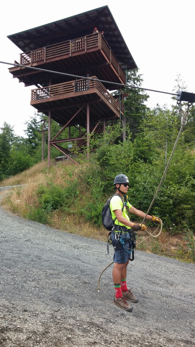 Extreme Zwing Swing Tower in Warrenton OR