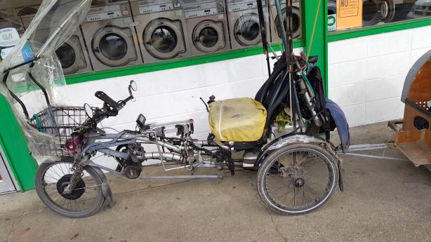 electric trike euge