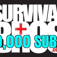 Survival Bros Channel Adds 10,000+ YouTube Subscribers!