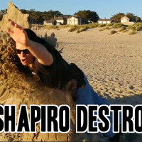 Ben Shapiro Destroys My Sandcastle I Spent All Day Making 2019 Memes