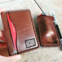 Handmade Everyday Carry Gear by Popov Leather!